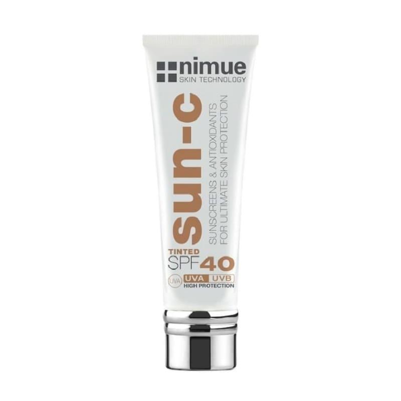 Nimue Sun-C Tinted SPF 40 Dark