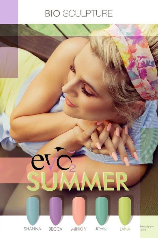 Summer colour manicures in Cresta JHB