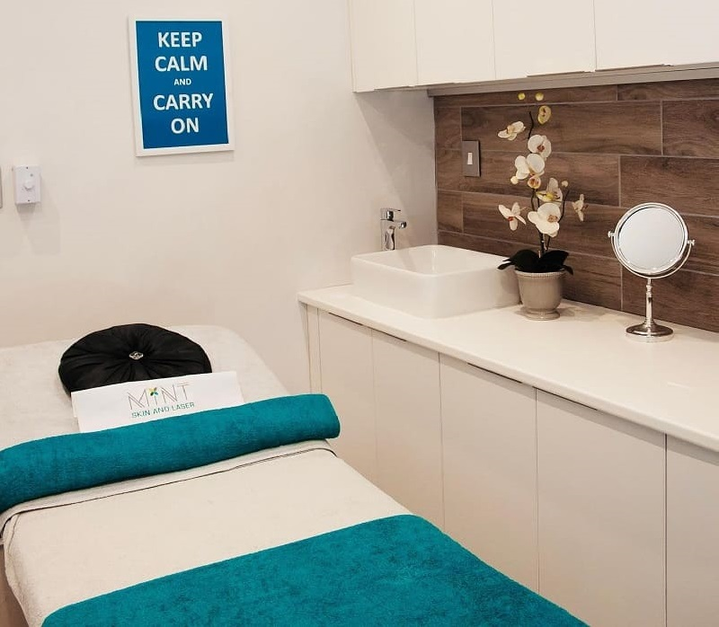 Treat yourself to a skin or laser treatment today at Mint in JHB