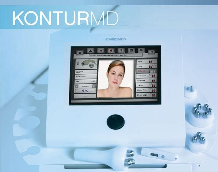 The Kontur MD device is also used for improving the look of cellulite.