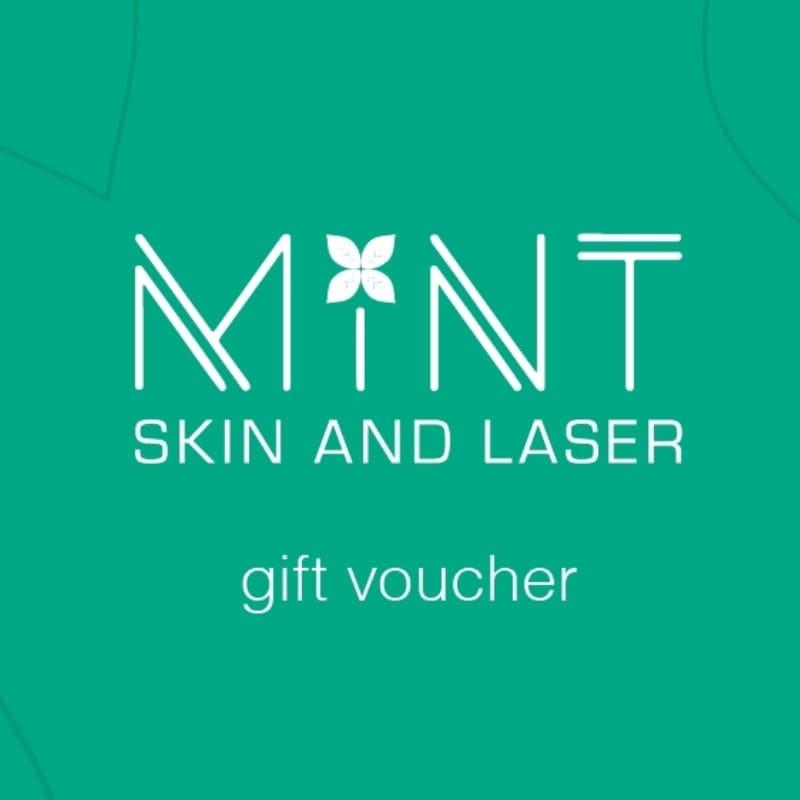Mint skin and laser Gift Voucher